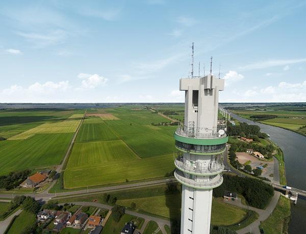 Uitzicht ViaData Toren