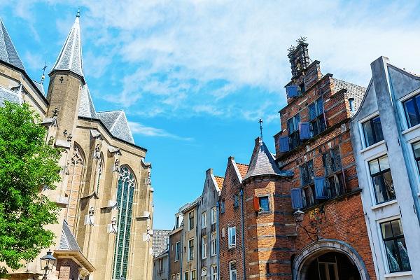 Stadsgezicht Nijmegen