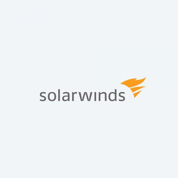 Online Back-up van Solarwinds