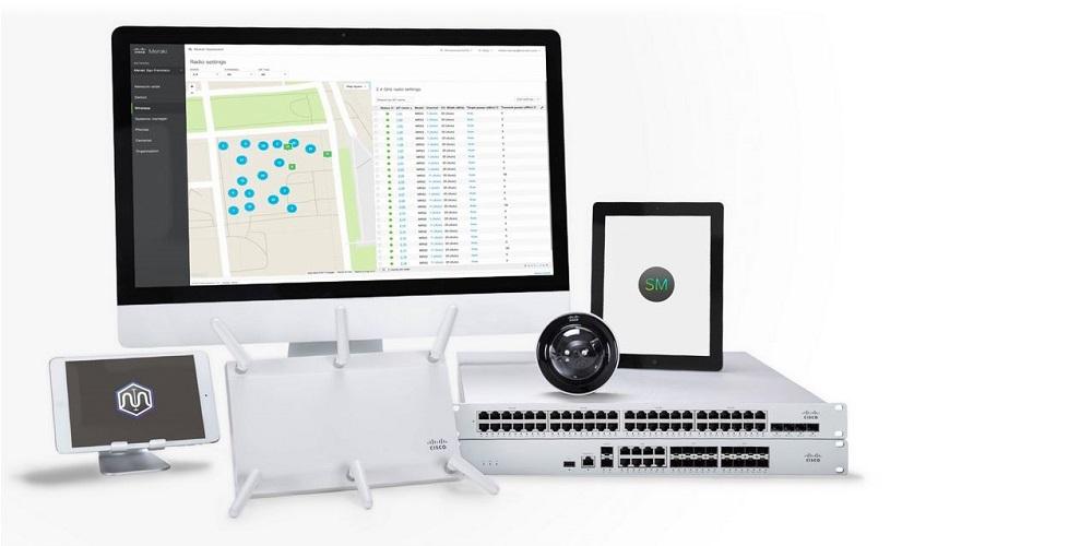 Cisco Meraki producten