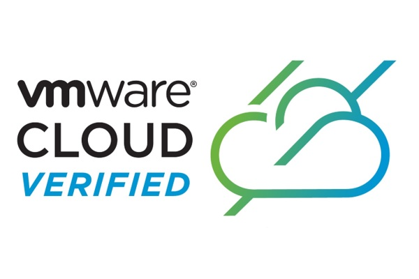 VMware Cloud Verified logo